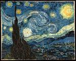 Did Van Gogh inspire contextual advertising?